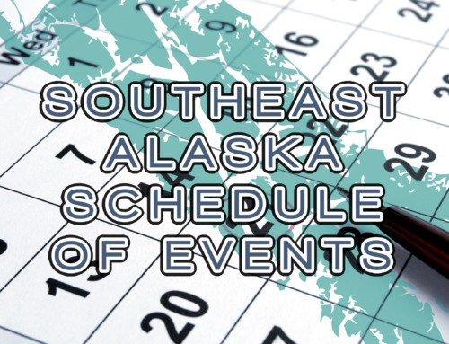 Southeast Alaska Schedule of Events for August