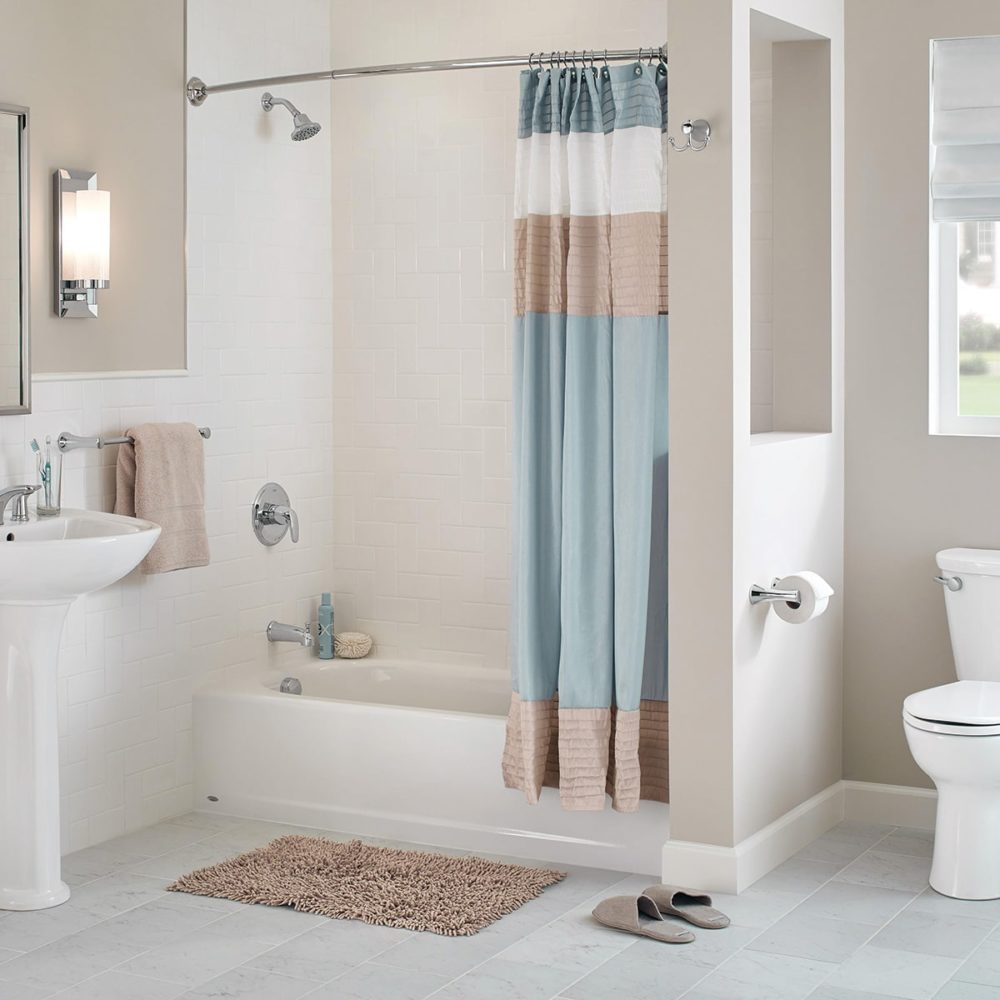 5 ways to create big luxury in a small master bathroom - Southeast ...